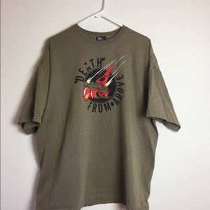 Death From Above - Think Geek T-Shirt Size 2XL